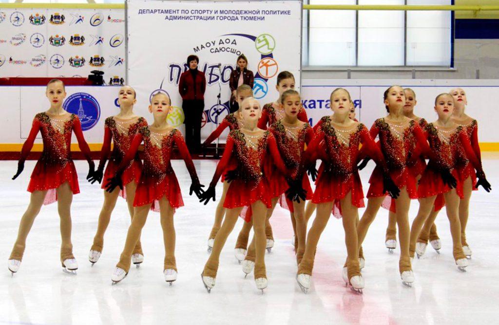 Всероссийские соревнования по фигурному катанию «Тюменский меридиан»