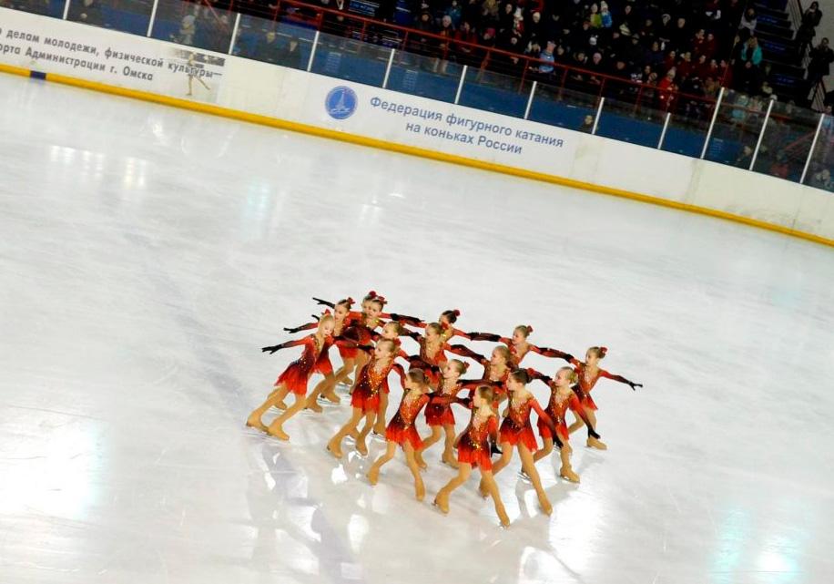 Команда «Астарта» в г. Омск